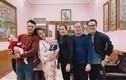 Cặp sinh đôi kháu khỉnh của Khắc Việt và vợ DJ