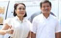 Việt Hương giao xe cứu thương 2,5 tỷ cho ông Đoàn Ngọc Hải