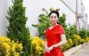"""Quách Thu Phương """"Hương vị tình thân"""" ăn mặc chuẩn hoa hậu quý bà"""