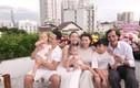 Kim Lý khoe ảnh gia đình hạnh phúc mừng sinh nhật mẹ vợ