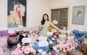 Đỗ Mỹ Linh khoe phòng ngập hoa trong ngày sinh nhật tuổi 25