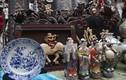 Độc đáo chợ đồ cổ ở Hà Nội