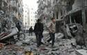 Thảm thương Syria sau 4 năm nội chiến tàn khốc