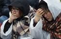 Đắng lòng nỗi đau người nhà nạn nhân vụ chìm phà Sewol