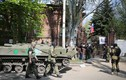 Miền đông Ukraine tất bật chuẩn bị đối phó quân chính phủ