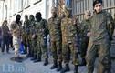 Không được cấp vũ khí: Lính tình nguyện biểu tình ở Kiev