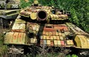 Khám phá nghĩa địa xe tăng ở miền đông Ukraine