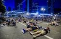 Những khoảng khắc yên tĩnh sau cuộc biểu tình ở Hồng Kông