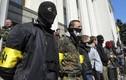 Right Sector gây áp lực với Ủy ban Bầu cử Ukraine