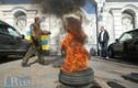Euromaidan biểu tình vì ông Poroshenko không giữ lời hứa