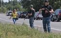 Hàng loạt cảnh sát Ukraine rút chạy khỏi vị trí ở Lugansk