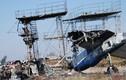 Các sân bay miền đông Ukraine tan hoang sau cuộc giao tranh