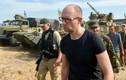 Ông Yatsenuk cảnh báo khả năng quốc hội Ukraine bị lật đổ