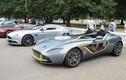 """Sinh nhật """"khủng"""" của Aston Martin, gần 600 xế quần tụ"""