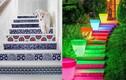 Những cách trang trí cầu thang siêu ấn tượng