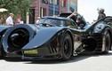 Những siêu xe Batmobile ấn tượng nhất thế giới