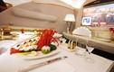 Tiết lộ món ngon trên các khoang máy bay VIP