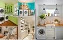 Những gợi ý sắp xếp máy giặt tiết kiệm không gian
