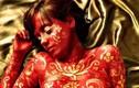 Loạt tranh 3D trên cơ thể người đẹp mê hồn