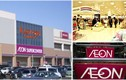 Soi quy mô trung tâm thương mại Aeon Mall toàn cầu