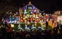 Xem người dân thế giới trang hoàng nhà cửa đón Giáng sinh
