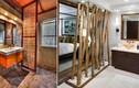 Những cách trang trí nhà tắm đẹp mắt và cuốn hút
