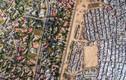 """Những bức ảnh """"bóc trần"""" ranh giới giàu nghèo ở Nam Phi"""