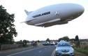 """Airlander 10 - Máy bay """"khủng"""" nhất thế giới lần đầu cất cánh thành công"""