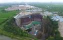 Ngắm khách sạn vách đá siêu sang ở Trung Quốc sắp hoàn thiện