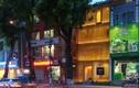 Nhà lồng đèn ở Hà Nội nổi bật trên báo ngoại