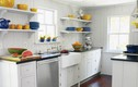 Những gợi ý thiết kế nội thất cho gian bếp nhỏ hẹp
