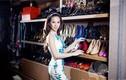 Ngắm tủ đồ hàng hiệu đắt đỏ của hoa hậu Thu Hoài