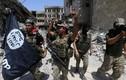 Ảnh: Lính Iraq ăn mừng chiến thắng ở Mosul