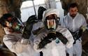 Syria huấn luyện cứu hộ phòng tấn công bằng vũ khí hóa học