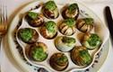 Độc đáo món ốc sên đặc sản cho người sành ăn ở Pháp