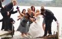 Loạt ảnh cưới ngộ nghĩnh nhất thế giới