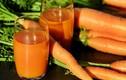Uống nước ép cà rốt sau mỗi bữa ăn, điều kỳ diệu gì sẽ tới?