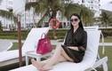 Phong cách thời trang sang chảnh của bạn gái cầu thủ Văn Thanh