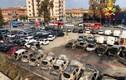 Thiệt hại nặng nề sau vụ nổ lớn gần sân bay Italia