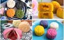Mãn nhãn bánh Trung thu rực rỡ, hấp dẫn của Singapore
