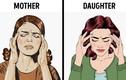 10 căn bệnh con gái dễ mắc do di truyền từ mẹ
