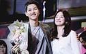 Ngắm phong cách thời trang của cặp đôi Song Joong Ki và Song Hye Kyo