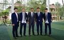 Tan chảy với loạt ảnh cầu thủ đội tuyển Việt Nam diện vest