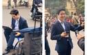 Mãn nhãn thời trang lịch lãm của chàng phóng viên Hàn gây sốt hội nghị Mỹ - Triều