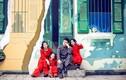 Ghen tị với thời trang đồng điệu tình cảm của vợ chồng Hồng Đăng