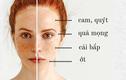 Làn da đẹp như mơ nhờ chọn đúng chế độ ăn phù hợp loại da
