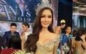 Nhan sắc và phong cách thời trang nóng bỏng của Tân hoa hậu chuyển giới Thái Lan