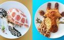 Thích thú với những đĩa cơm hình con vật của đầu bếp người Đức