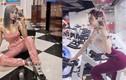 Bí kíp có vóc dáng bốc lửa của hot girl phòng gym Hà Nội Xuân Anh