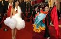 """Thảm họa thời trang trên thảm đỏ Oscar khiến fan """"ném đá"""" tơi tả"""
